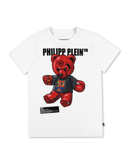 T-shirt Round Neck SS Teddy Bear