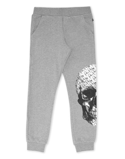 Jogging Trousers Printed Skull