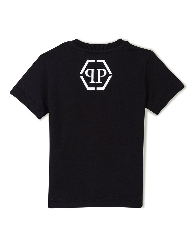 "T-shirt Round Neck SS ""Liam T."""