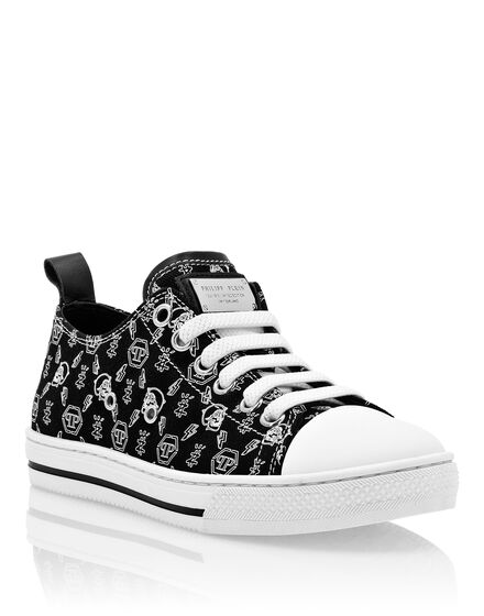 Lo-Top Sneakers Monogram Megastar