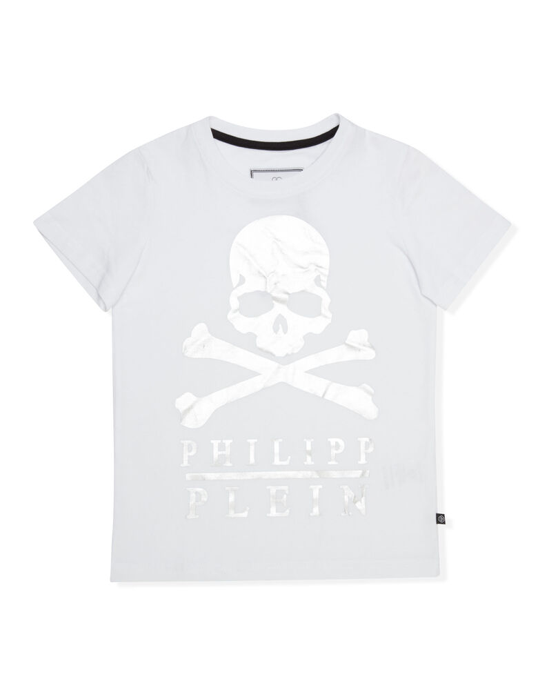 "T-shirt Round Neck SS ""Big Skull"