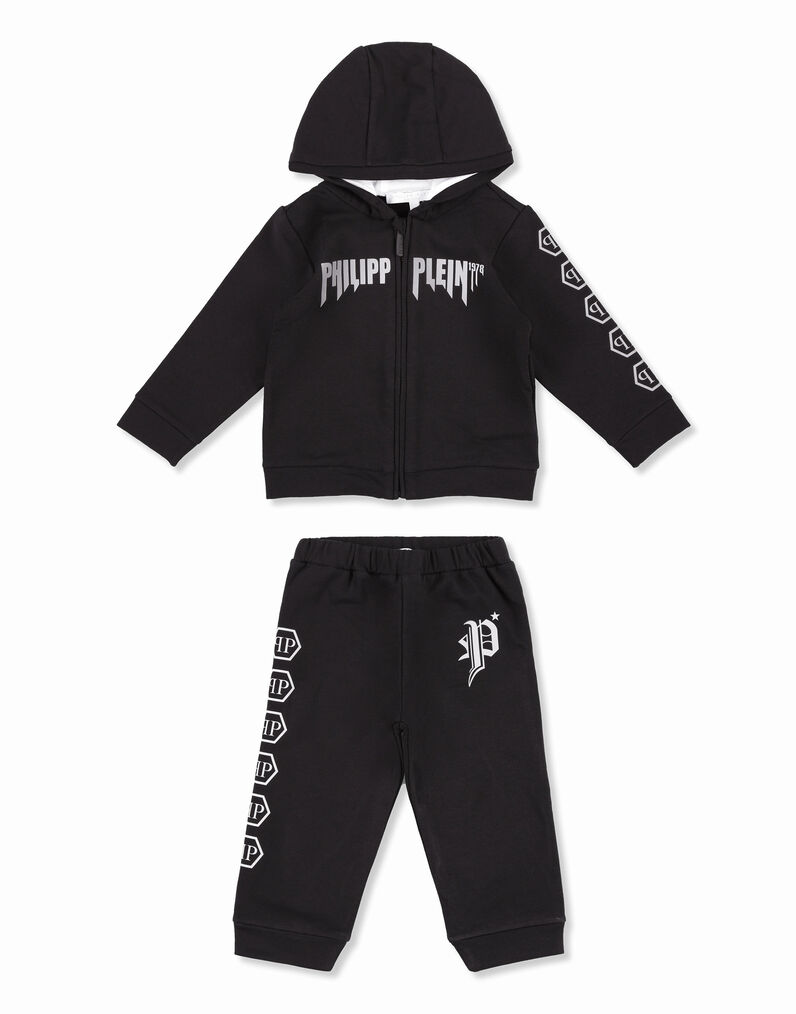 Hoodie/Trousers Gothic Plein