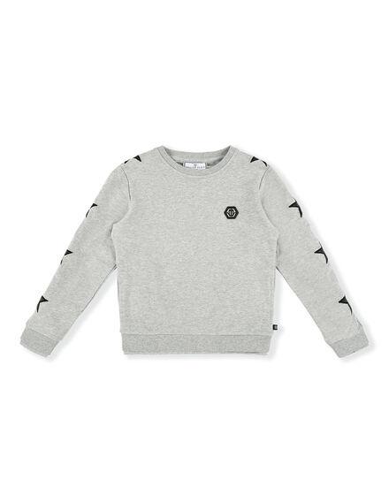 Sweatshirt LS Stars