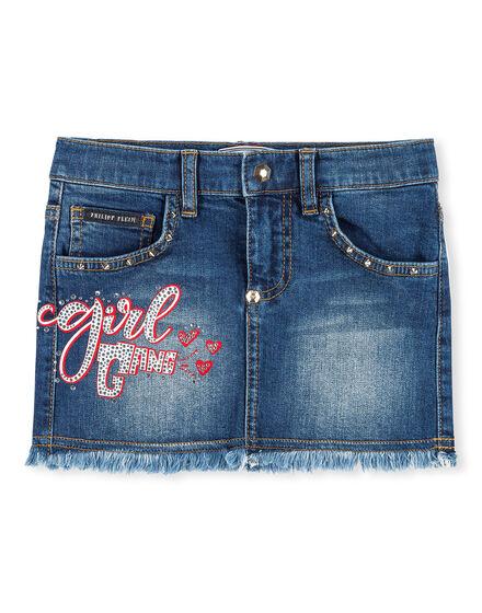 Short Skirt Girly Gang