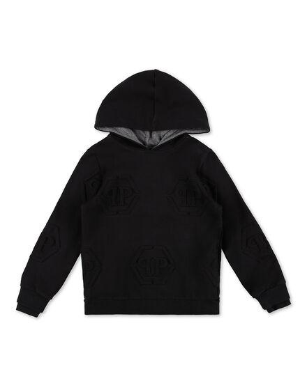 Hoodie sweatshirt All over PP