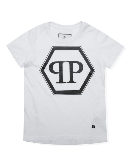 T-shirt Round Neck SS Big logo