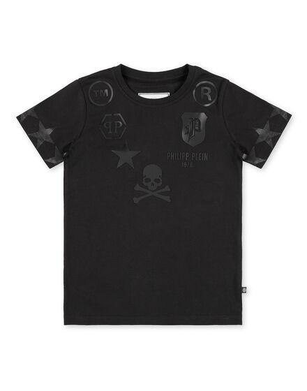 T-shirt Round Neck SS Stars