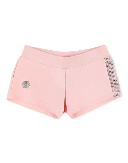Jogging Shorts Crystal Plein