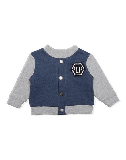 Knit Jacket Rocker Baby