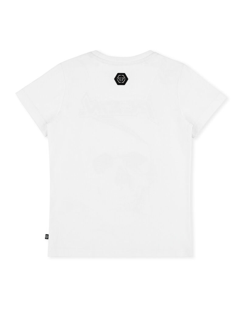 T-shirt Round Neck SS Space Plein
