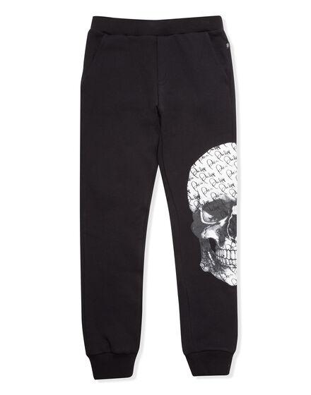 Jogging Trousers Printed Skull