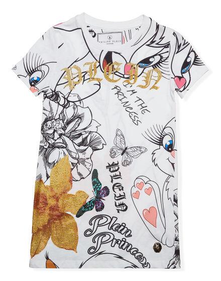 T-Shirt Short Dresses Attilan