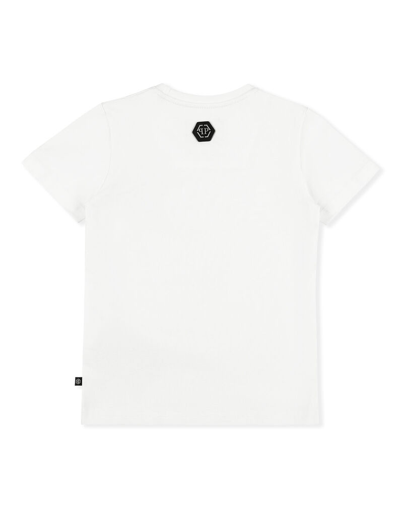 T-shirt Round Neck SS Hexagon