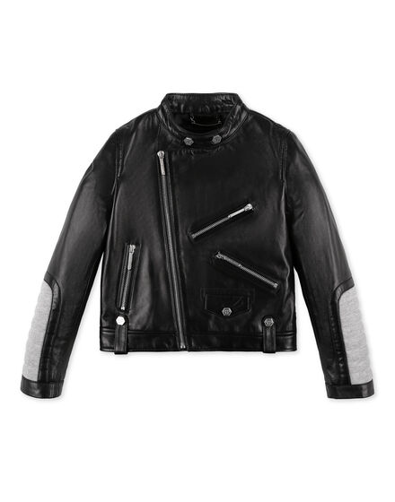 Leather Biker Original
