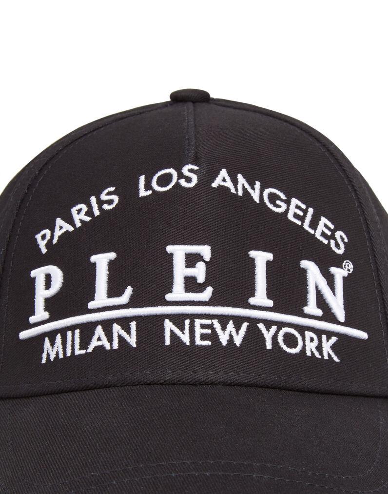 """Hat """"Hudson"""" Graphic Plein"""