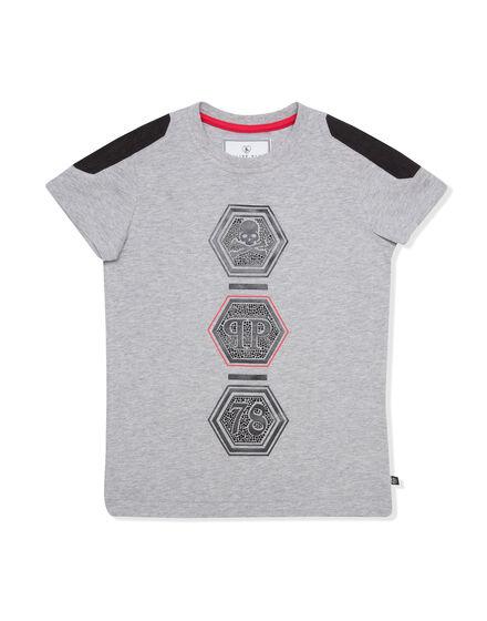 T-shirt Round Neck SS Rain
