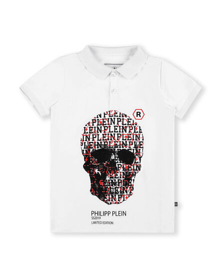 Polo shirt SS Geometric
