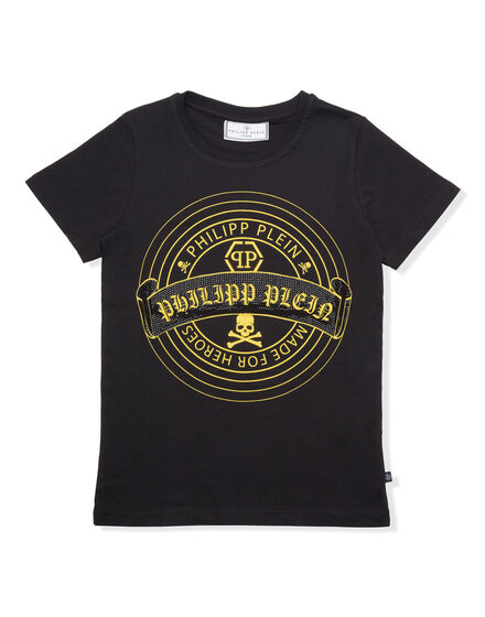 T-shirt Round Neck SS Real Decision