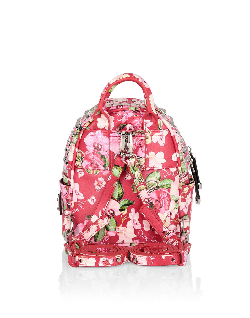 Backpack small Flowers