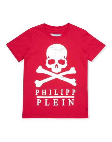 T-shirt Round Neck SS Big Skull