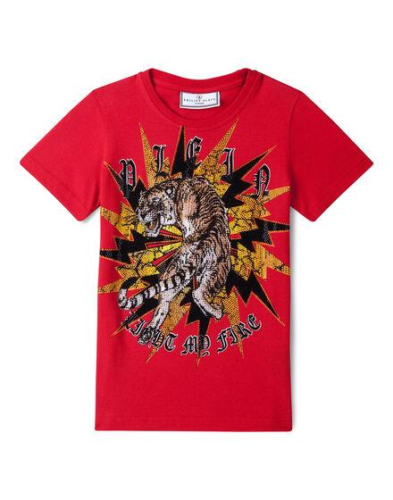 T-shirt Round Neck SS Robin