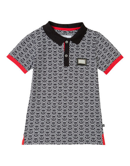 Polo shirt SS Stay The Night