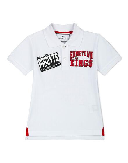 Polo shirt SS Jungle Egoiste