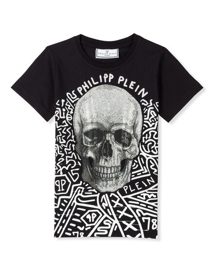 T-shirt Round Neck SS Hear me