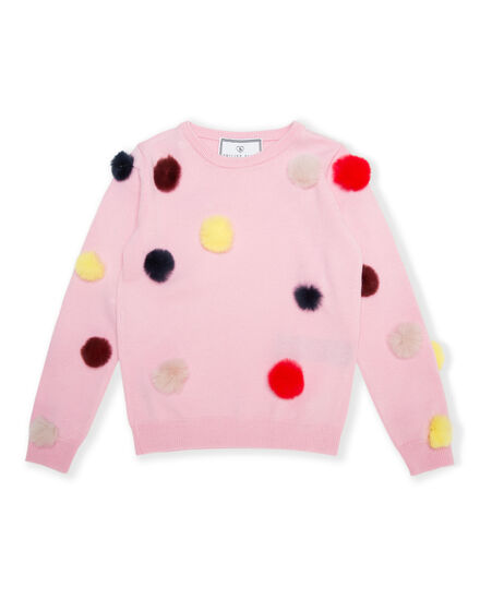 Pullover Round Neck SS Colorfull