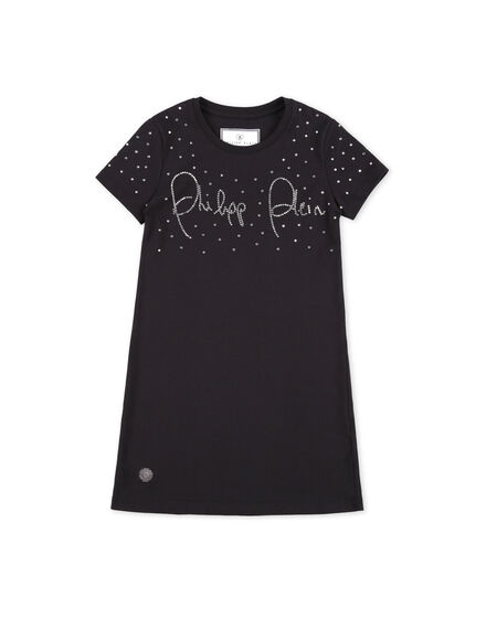 T-Shirt Short Dresses Signature