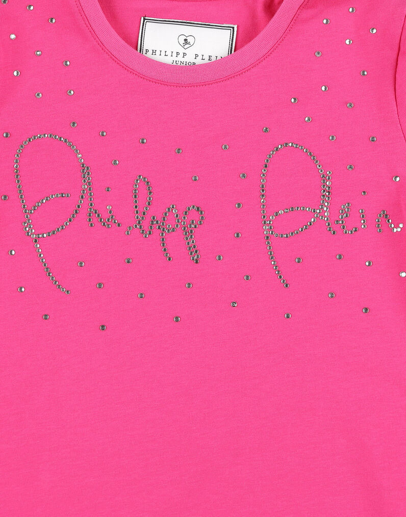 T-Shirt Short Dresses Signature