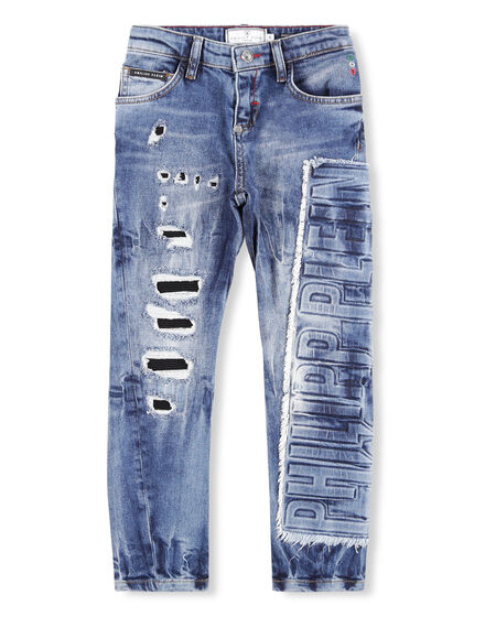 Denim Trousers Rock PP