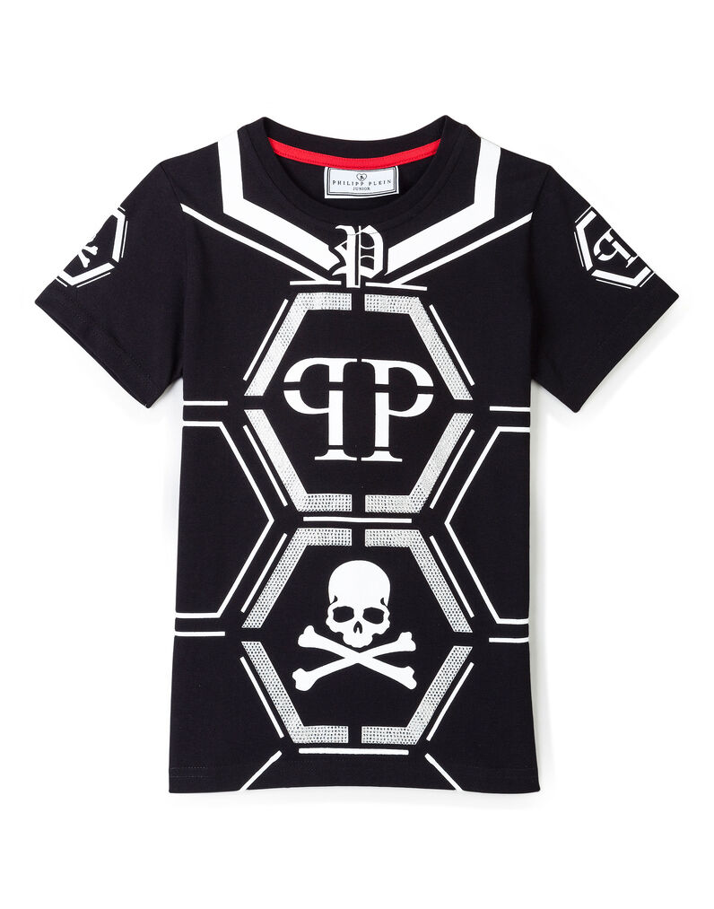 """T-shirt Round Neck SS """"Marchin On"""""""