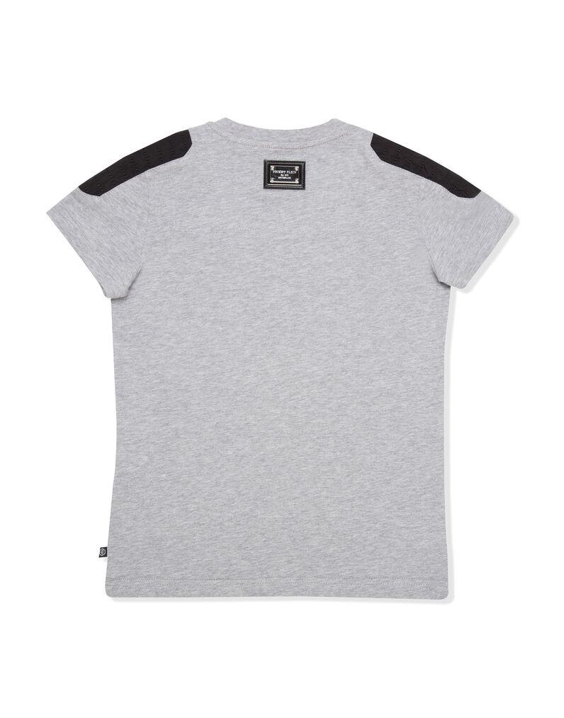 """T-shirt Round Neck SS """"Rain"""""""