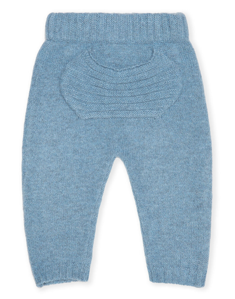 Knit Top/Trousers Statement