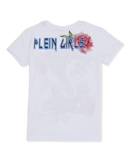 8c227c35f T-shirt Round Neck SS