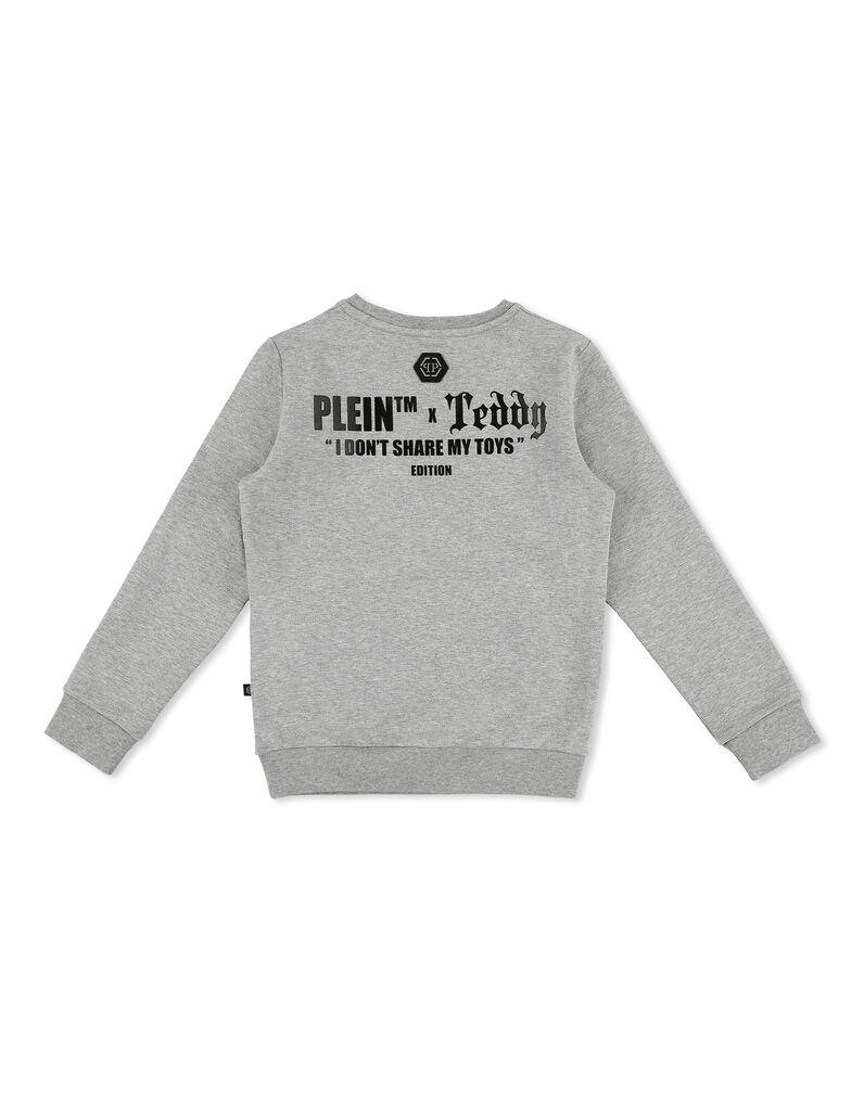 Sweatshirt LS Teddy Bear