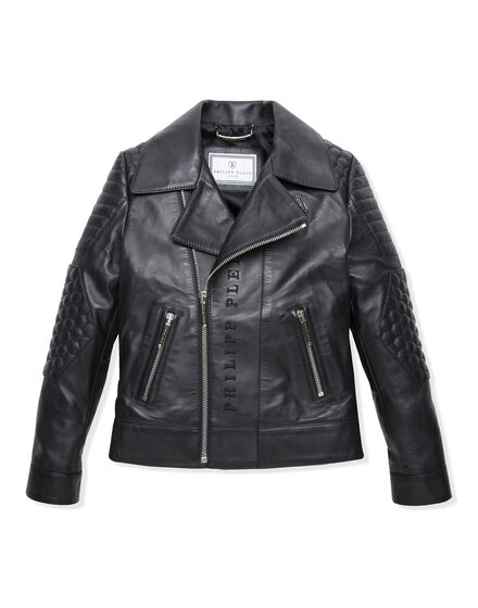 Leather Biker Alton