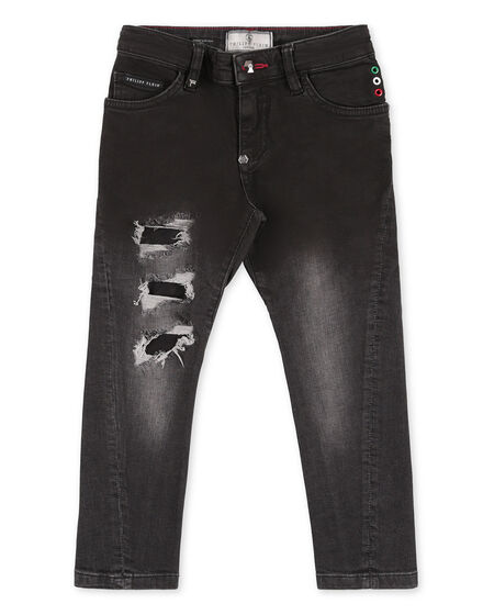 Denim Trousers  Gothic Plein