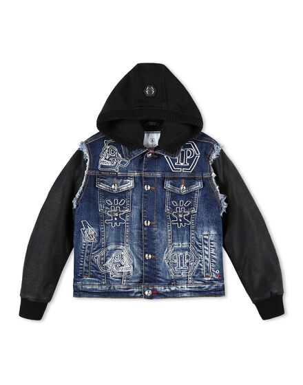 Denim Jacket Monogram