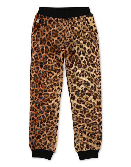 Jogging Trousers Leopard