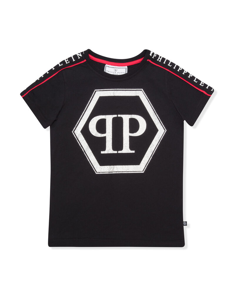 """T-shirt Round Neck SS """"Center of Gravity"""""""