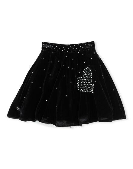 Short Skirt Liliann Heart