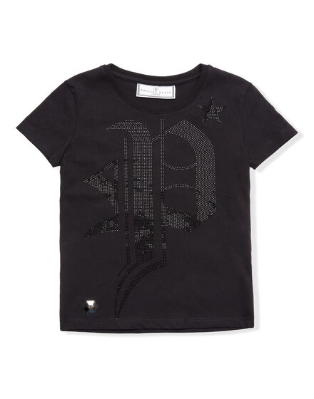 T-shirt Round Neck SS Big P