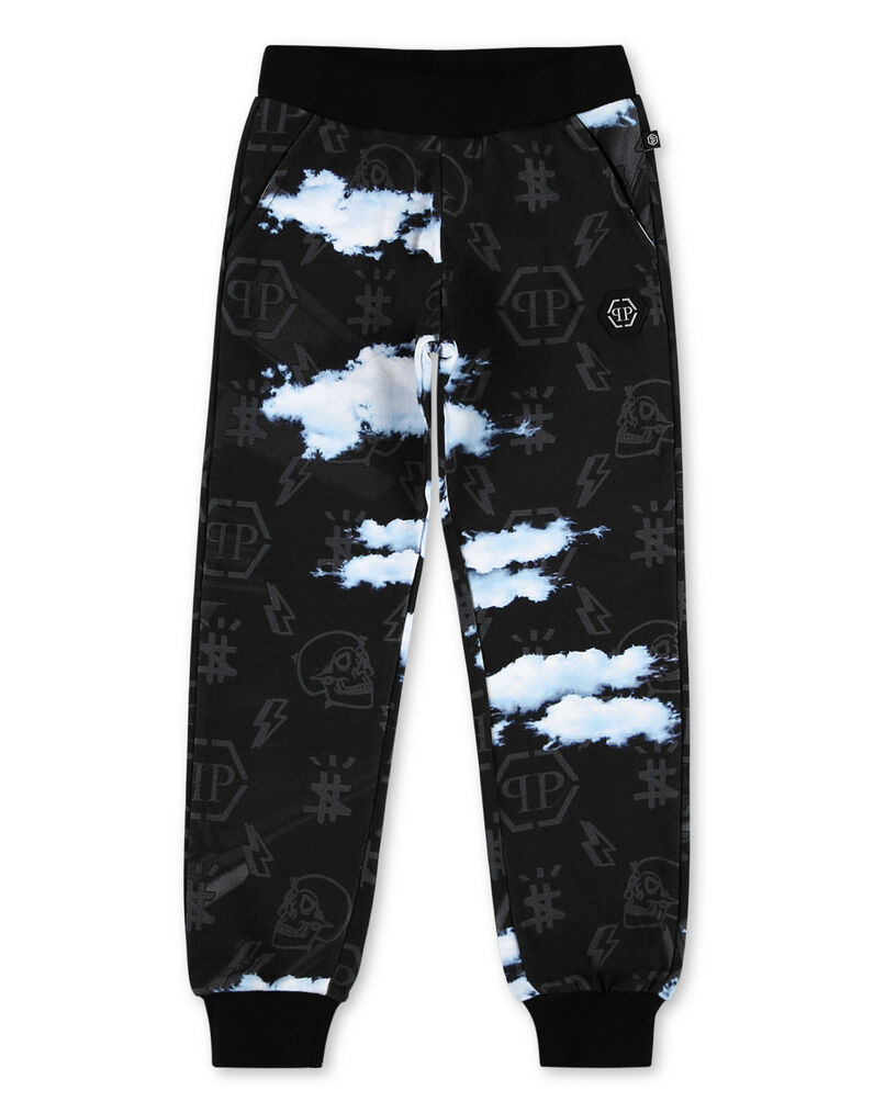 Jogging Trousers Clouds