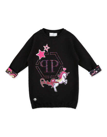 Sweatshirt LS Unicorn