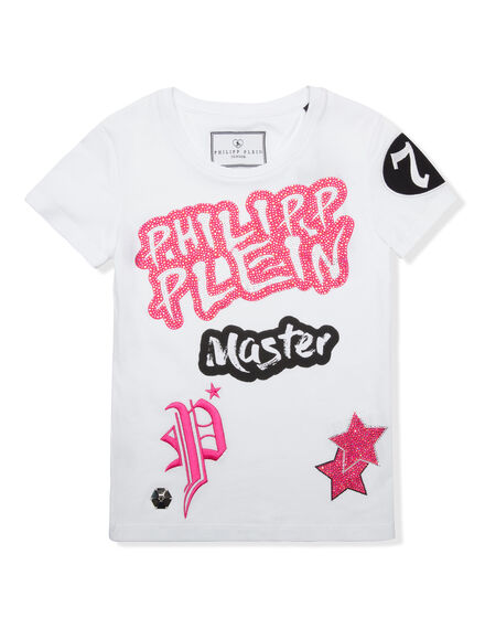T-shirt Round Neck SS Master Girl