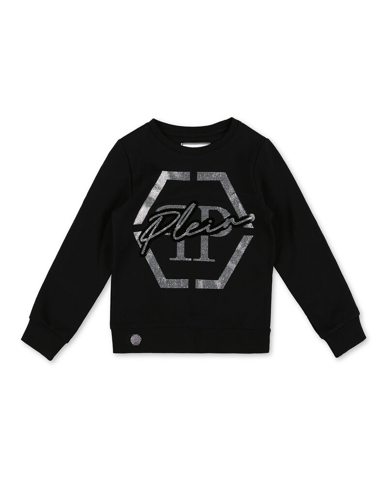 Sweatshirt LS Hexagon