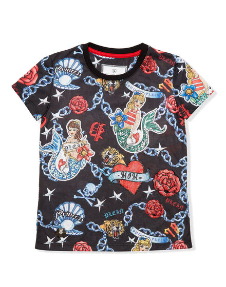 T-shirt Round Neck SS Andrea