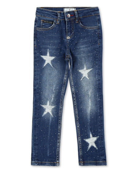 Denim Trousers Stars